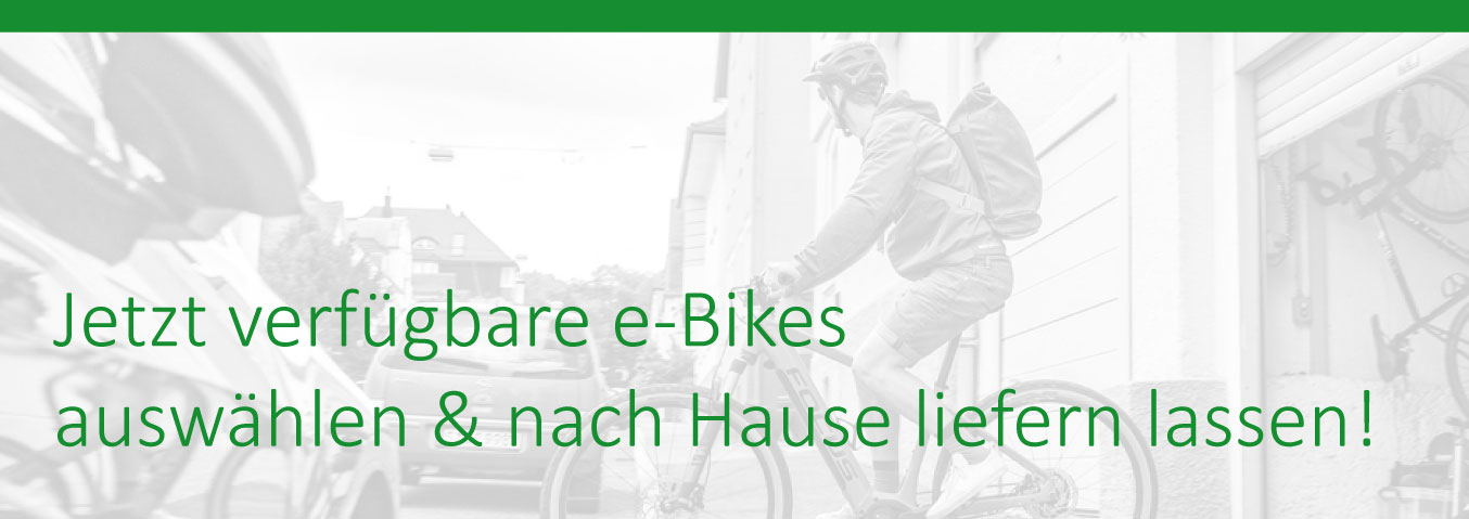 Alle E-Bikes in e-motion e-Bike Welt Münster