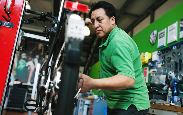 e-Bike Mechaniker / Werkstattleiter