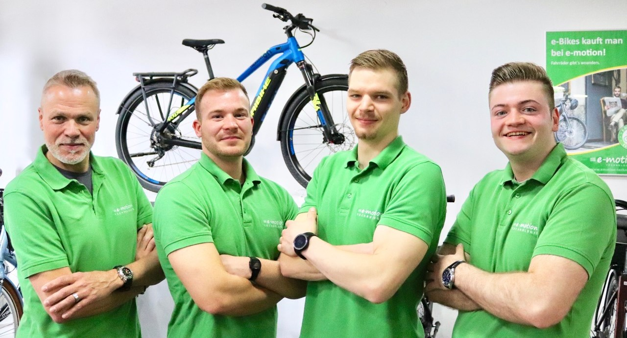 e-motion e-Bike Premium-Shop Hannover