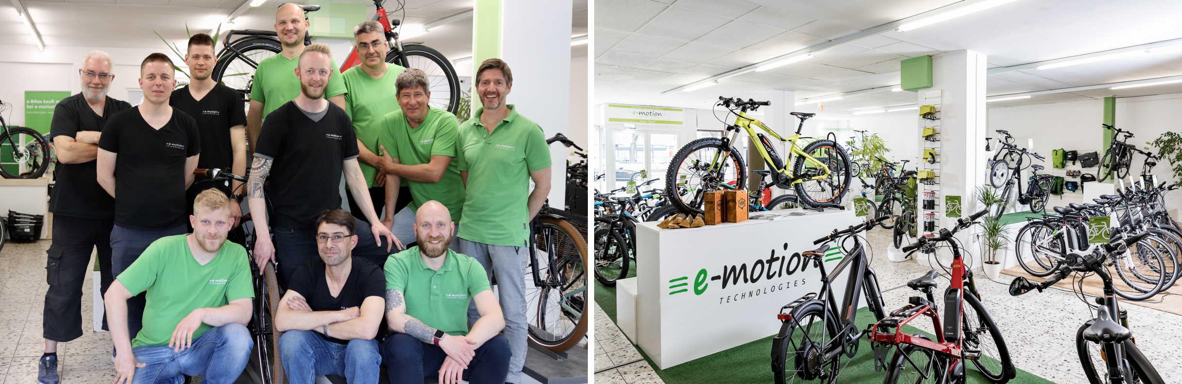 e-motion e-Bike Welt Berlin-Steglitz