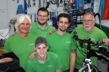 e-motion e-Bike Welt Bonn