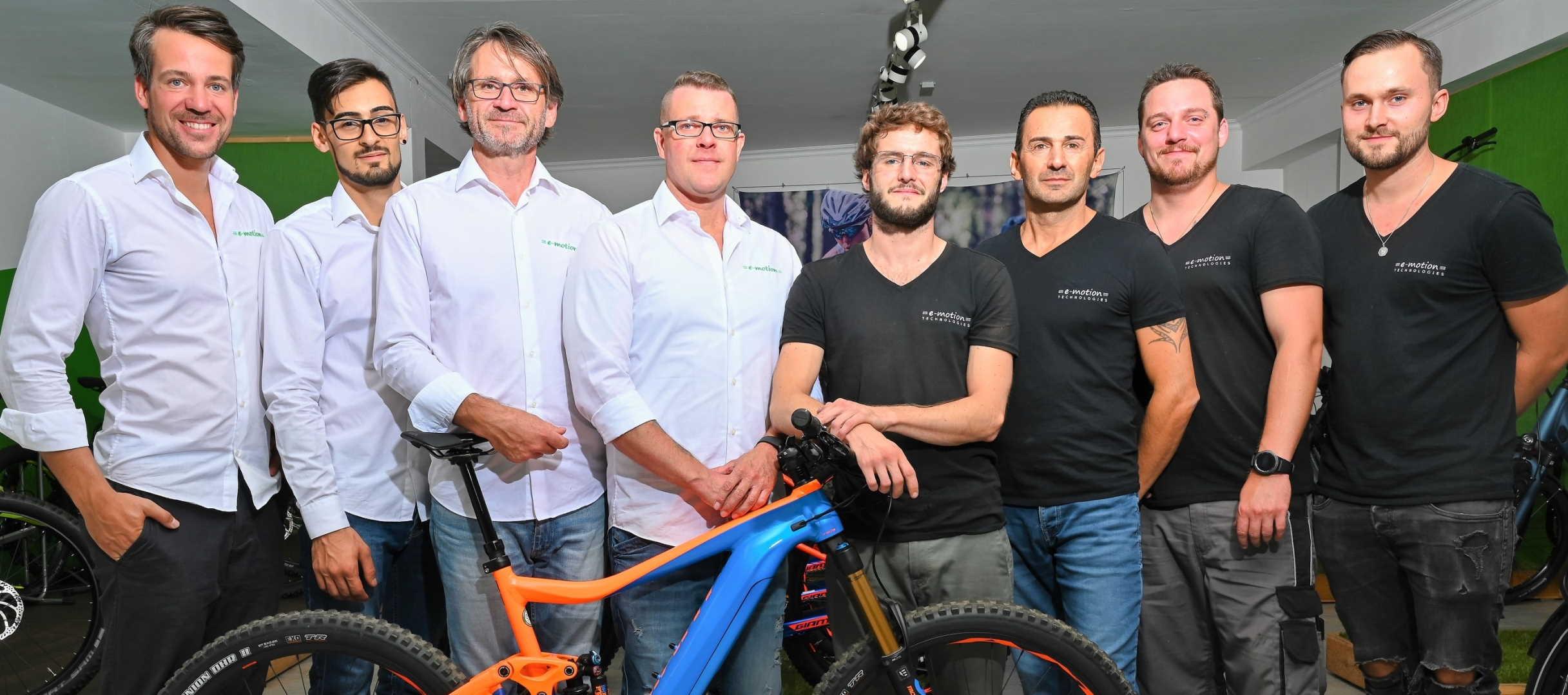 e-motion e-Bike Welt Frankfurt