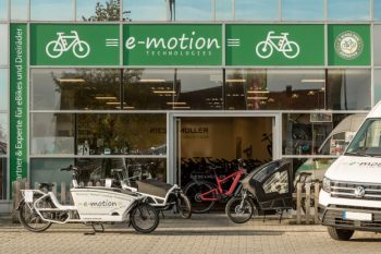e-motion e-Bike Welt Nürnberg West