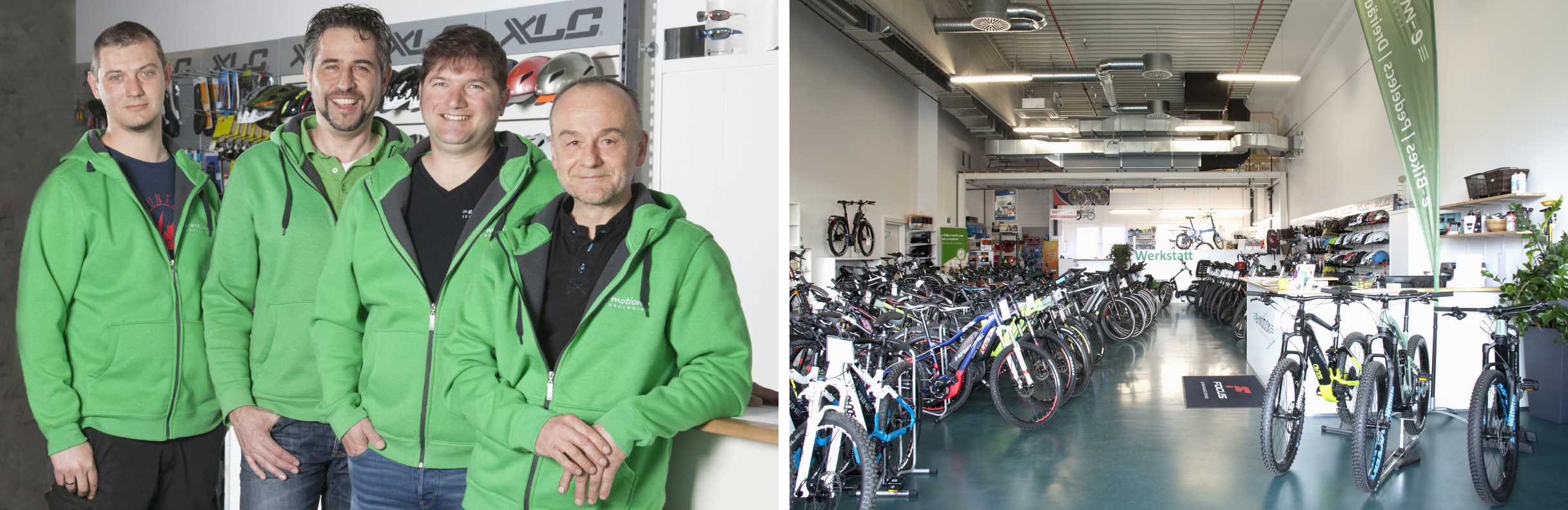 e-motion e-Bike Welt Ulm
