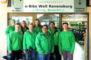 e-motion e-Bike Welt Ravensburg