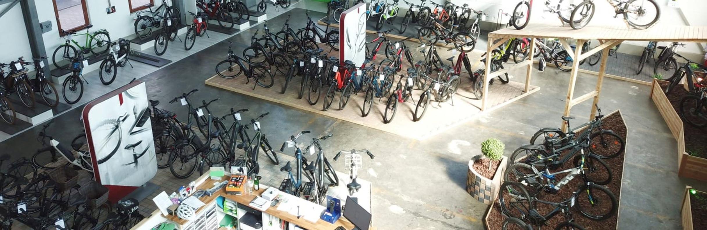 e-motion e-Bike Welt Hamburg