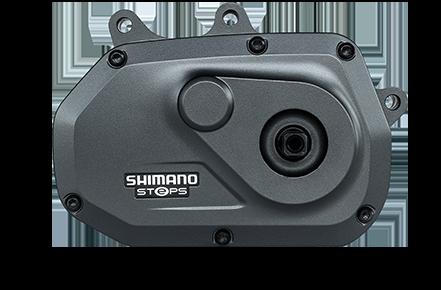 Der Shimano E6000 e-Bike-Antrieb ist optimal geeignet für City und Touren e-Bikes und zeichnet sich durch ein natürliches Fahrverhalten der Pedelecs aus.