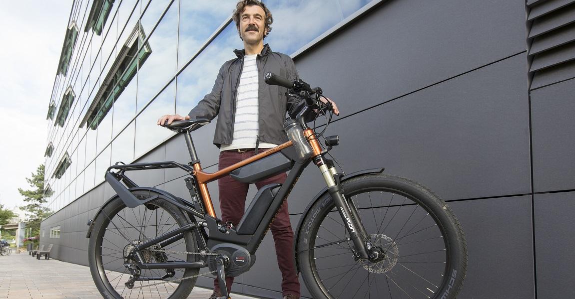 Damit der e-Bike-Akku viele Ladezyklen übersteht, ist die richtige Pflege und das richtige Ladeverhalten wichtig.