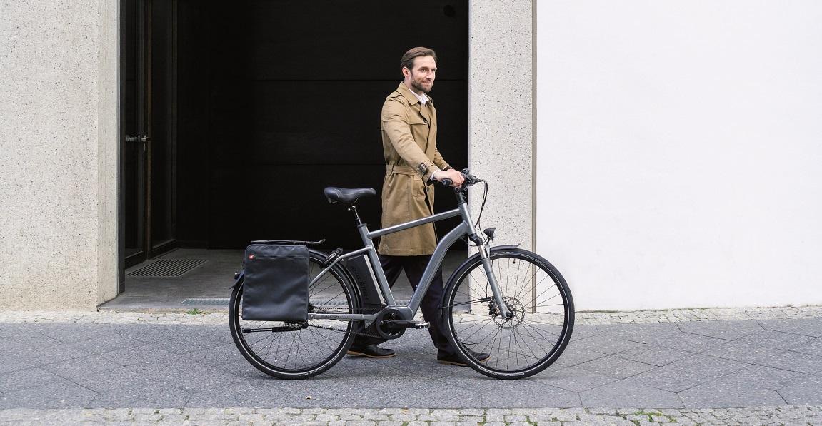 Das Trekking e-Bike Raleigh Boston sind nicht nur optisch gut aus, durch den Impulse Evo Pedelec-Mittelmotor bietet das Elektrofahrrad eine zuverlässige Tretunterstützung.