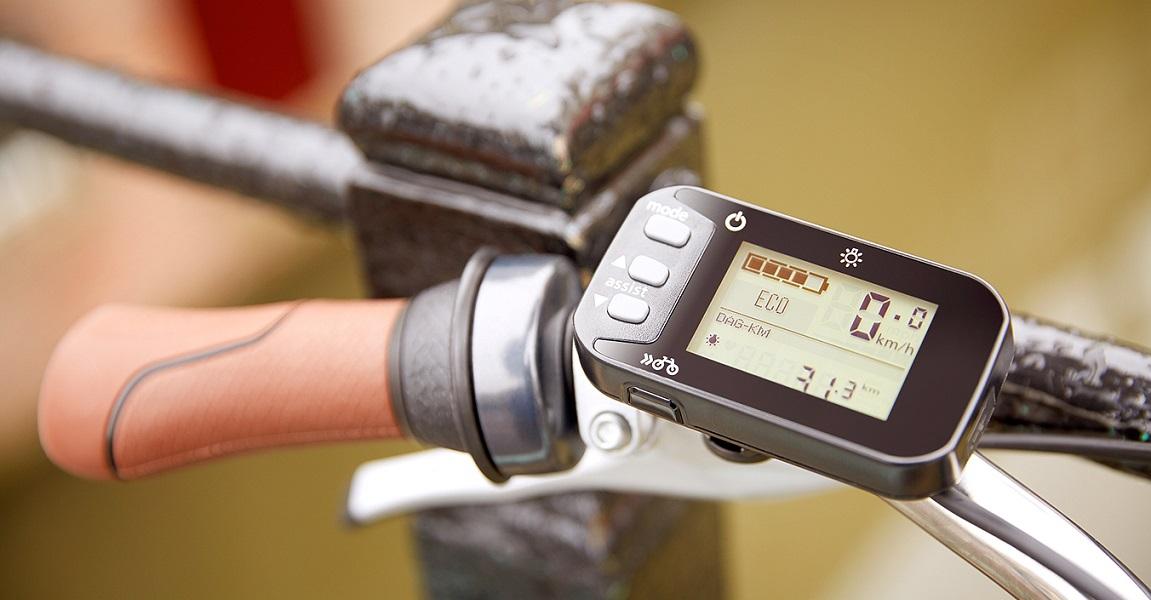 Fahren in einem hohen Unterstützungsmodus mit starker Tretkraftunterstützung fordert auch den e-Bike-Akku mehr, darum gilt: niedriger Unterstützungsmodus, hohe Reichweite!