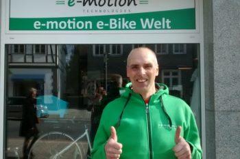 e-motion e-Bike Welt Herdecke