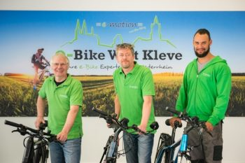 e-motion e-Bike Welt Kleve