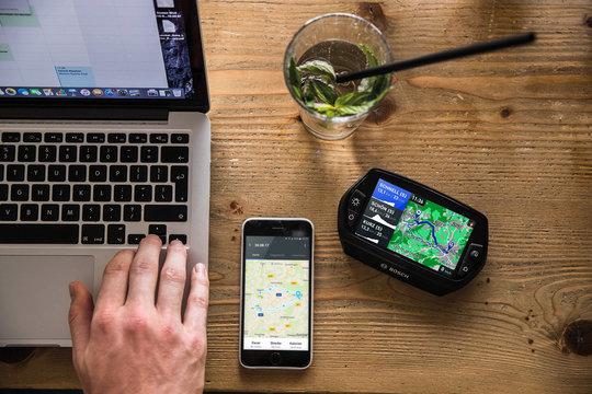 Das e-Bike Display Nyon hat in diesem Jahr ein neues Update bekommen, die neuen Funktionen in der Übersicht.