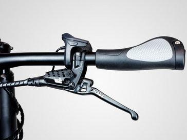 Magura hat gemeinsam mit Bosch an der Entwicklung des e-Bike ABS gearbeitet und hat ein Bremssystem entwickelt, das optimal mit dem Anti-Blockier-System zusammenarbeitet.