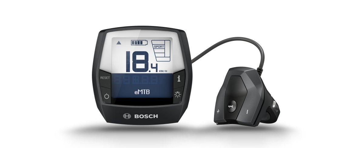 Der eMTB Modus ist in allen Systemkomponenten des Bosch Performance CX einsetzbar, die Tretkraftunterstützung wird in von e-Bike Fahrern sehr gelobt.