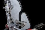 Verstellbare Rückenlehnen sind gehören zu dder großen Auswahl an Zubehör, das jedes Dreirad-Modell ergänzt.