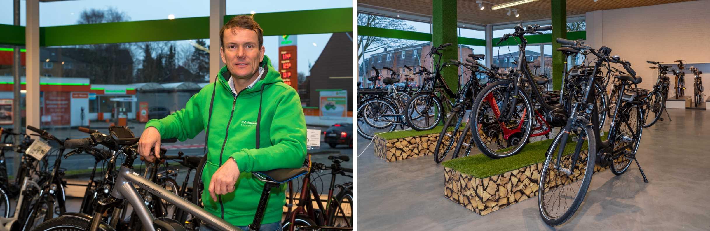 e-motion e-Bike Welt Schleswig