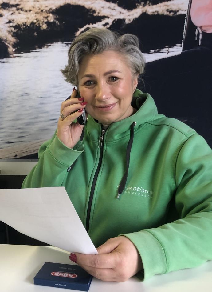 Barbara Pinger
