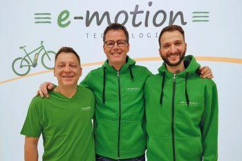 e-motion e-Bike Welt Münster