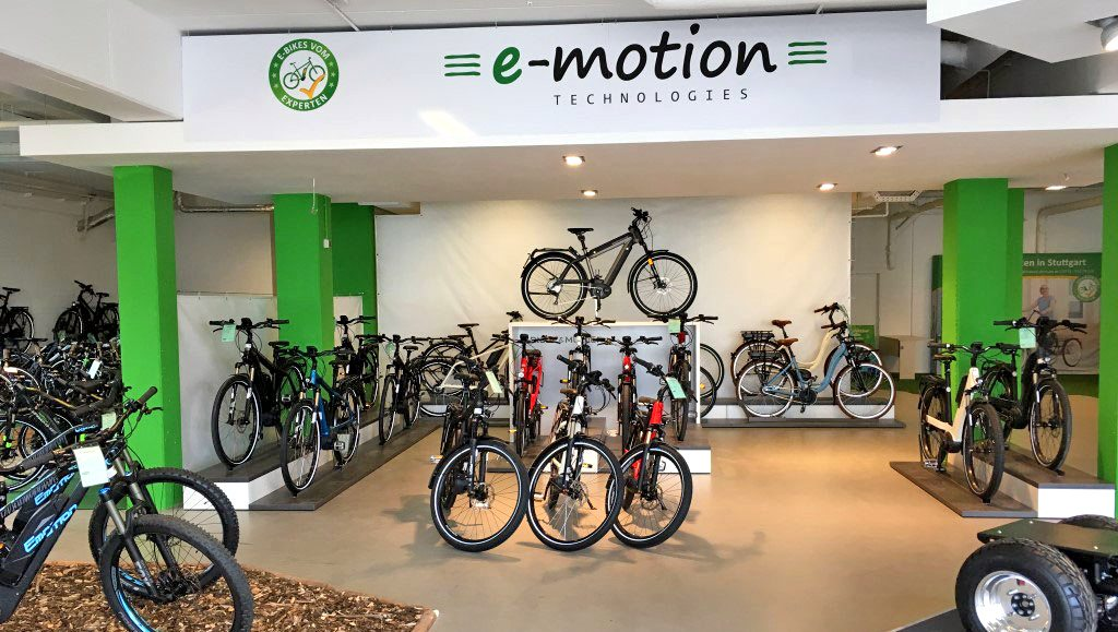 e-motion e-Bike Welt Göppingen