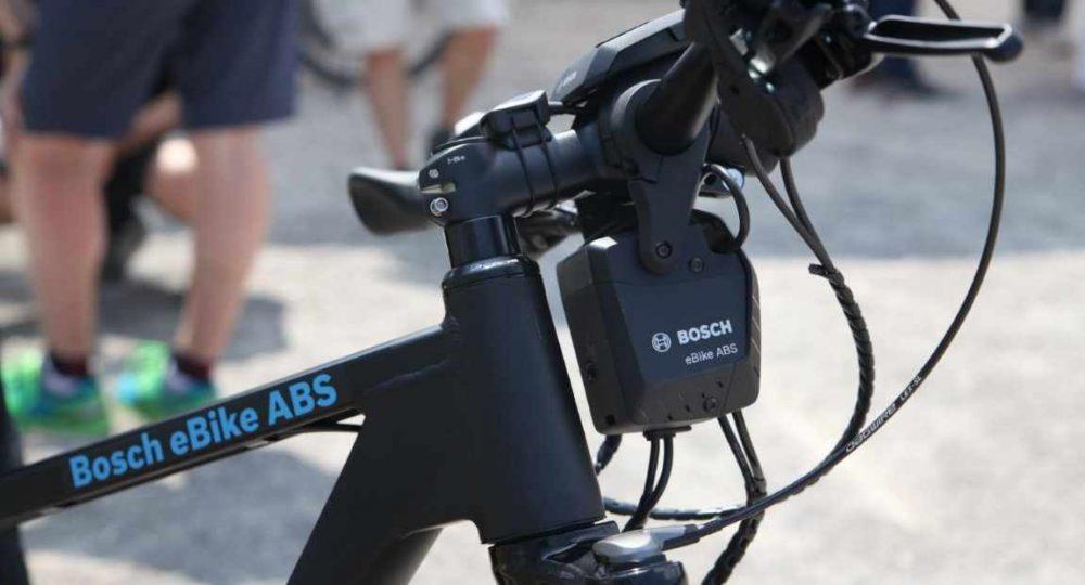 e-Bike ABS bei e-motion testen