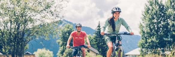 Verreisen mit dem e-Bike