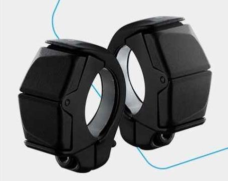 Ergonomische Bedienelemente für angenehmes und fokussiertes e-Mountainbike Fahren mit dem Shimano E7000