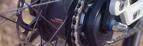Shimano Nexus Inter-5E