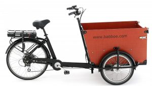 Babboe Dog-E 2019 Lasten e-Bike