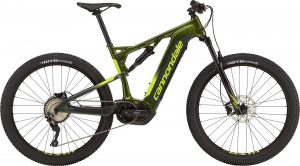 Cannondale Cujo Neo 130 4 2019 e-Mountainbike