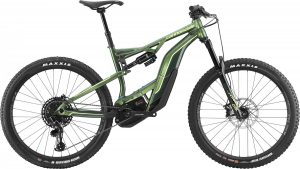 Cannondale Moterra LT 1 2019 e-Mountainbike