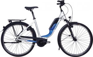 Corratec E Power Urban 28 AP4 8S 2019 City e-Bike