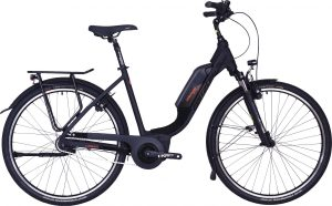 Corratec E Power Urban 28 AP4 8SC 2019 City e-Bike