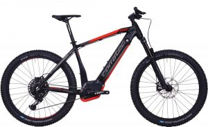Corratec E Power X Vert Factory 650B+ 2019 e-Mountainbike