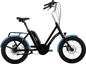 Corratec LifeS A4 LTD 2019 City e-Bike,Kompakt e-Bike