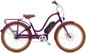 Electra Townie Go! 8i Ladies' 2019 City e-Bike,Urban e-Bike