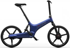 Gocycle G3 mit Base Pack 2019 Klapprad e-Bike,Urban e-Bike
