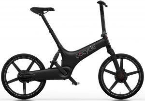 Gocycle G3 mit Base Pack und Commuter Pack 2019 Klapprad e-Bike,Urban e-Bike