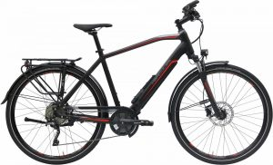 Hercules Alassio Pro I 2019 Trekking e-Bike