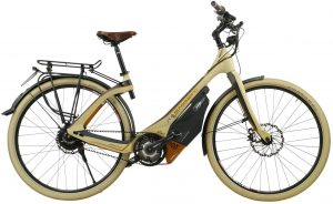 M1 Schwabing Pedelec Belt Drive 2019 City e-Bike
