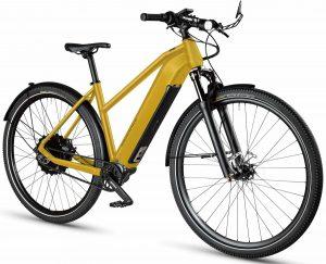 MTB Cycletech Code Lady C1.9XR 2019 S-Pedelec,Trekking e-Bike