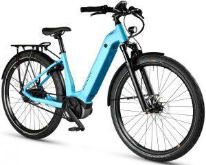MTB Cycletech Yamu Deore 2019 Trekking e-Bike, City e-Bike