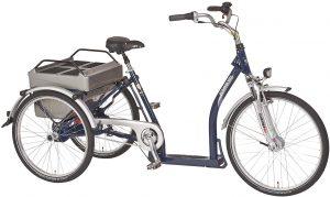 PFAU-Tec ADVANCED 2019 Dreirad für Erwachsene