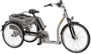 PFAU-Tec GRAZIA BOSCH 2019 Dreirad für Erwachsene