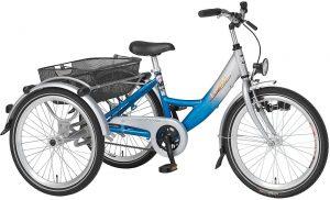PFAU-Tec Lesto 20 2019 Dreirad für Erwachsene