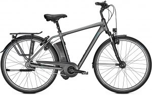 Raleigh Dover 8 HS RT 2019 City e-Bike