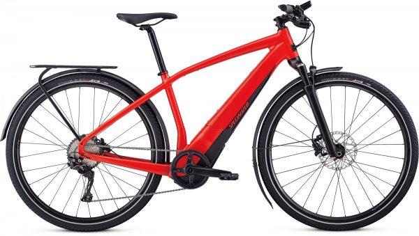 Specialized Men's Turbo Vado 4.0 2019 Trekking e-Bike