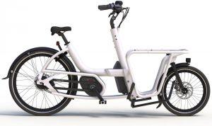 Urban Arrow Shorty Flatbed CX 2019 Lasten e-Bike