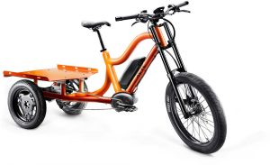 XCYC Pickup Allround 2019 Lasten e-Bike