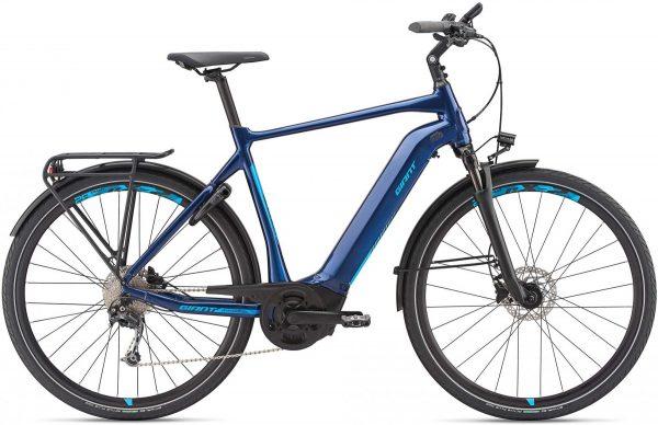 Giant Anytour E+ 2 2019 Trekking e-Bike